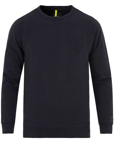 Replay M3132A Crew Neck Sweat Navy i gruppen Tröjor / Sweatshirts hos Care of Carl (13002611r)