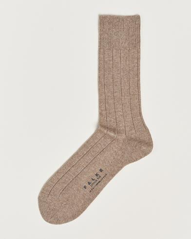 Falke Lhasa Cashmere Socks Beige i gruppen Underkl�der / Strumpor hos Care of Carl (13003711r)