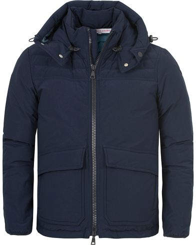 Orlebar Brown Hendry Down Jacket Navy i gruppen Jakker / Vatterte jakker hos Care of Carl (13006511r)