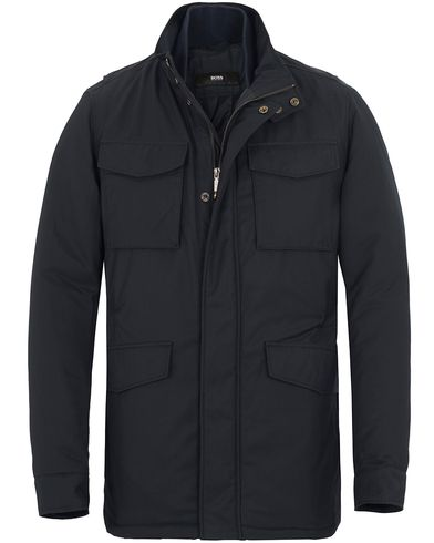 BOSS Centin Jacket Dark Blue i gruppen Jackor / Vadderade jackor hos Care of Carl (13010611r)