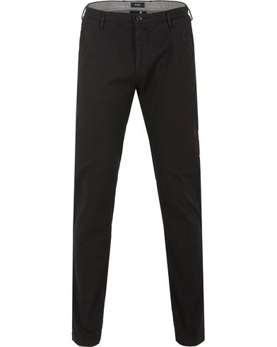BOSS Rice3 D Chinos Black i gruppen Byxor / Chinos hos Care of Carl (13011111r)