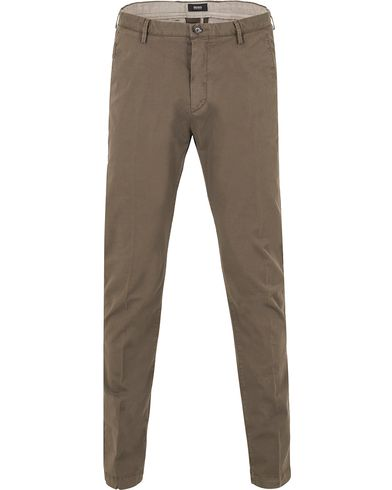 BOSS Rice3 D Chinos Olive i gruppen Byxor / Chinos hos Care of Carl (13011211r)