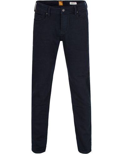 Boss Orange 90 Regular Fit Jeans Dark Blue i gruppen Jeans / Rette jeans hos Care of Carl (13013811r)
