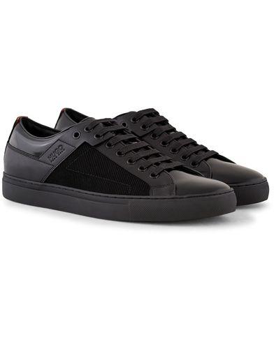 Hugo Futurism Toecap Sneaker Black i gruppen Sko / Sneakers / Sneakers med lavt skaft hos Care of Carl (13020211r)