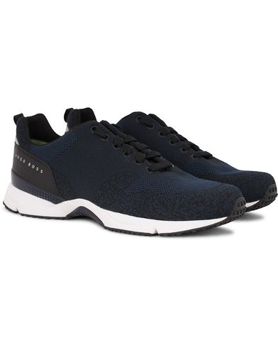 Boss Green Velocity Running Sneaker Navy i gruppen Skor / Sneakers hos Care of Carl (13020511r)