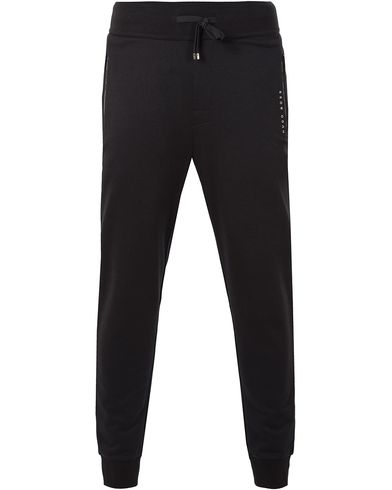 BOSS Long Pant Cuffs Black i gruppen Klær / Undertøy / Pyjamaser / Pyjamasbukser hos Care of Carl (13021111r)