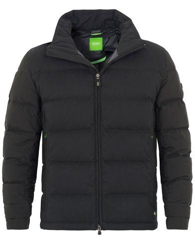 Boss Green Jilario Hooded Jacket Black i gruppen Jakker / Vatterte jakker hos Care of Carl (13022411r)