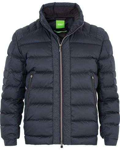 Boss Green Jonkins Jacket Navy i gruppen Design A / Jakker / Vatterte jakker hos Care of Carl (13022611r)