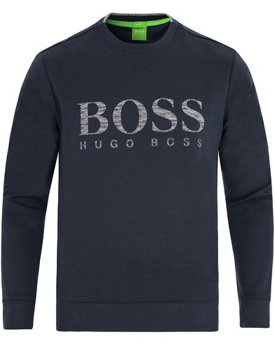 Boss Green Salbo Sweatshirt Night Watch i gruppen Tr�jor / Sweatshirts hos Care of Carl (13023011r)