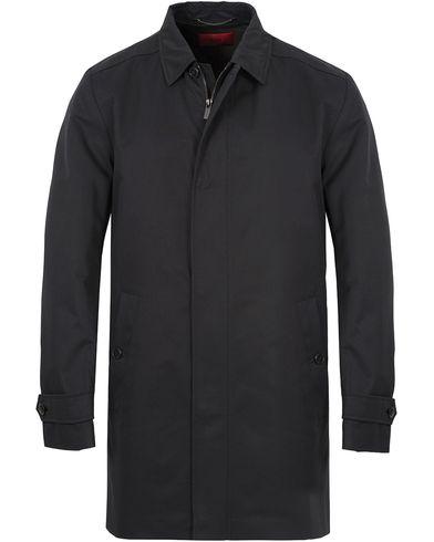 Hugo Motoz Coat Navy i gruppen Kläder / Jackor / Rockar hos Care of Carl (13025111r)