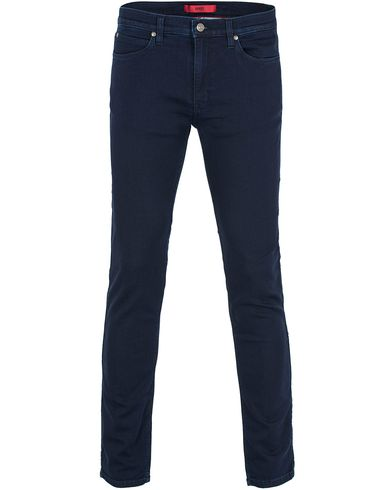 Hugo 734 Slim Jeans Indigo Blue i gruppen Jeans / Smala jeans hos Care of Carl (13027211r)