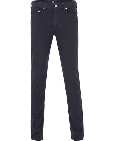 PS by Paul Smith Slim 5-Pocket Pants Navy i gruppen Bukser / 5-lommersbukser hos Care of Carl (13028011r)