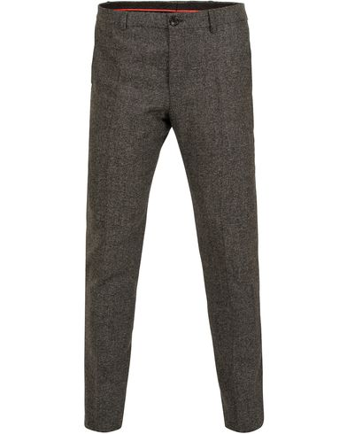 PS by Paul Smith Slim Fit Trousers Grey i gruppen Bukser / Dressbukser hos Care of Carl (13028111r)