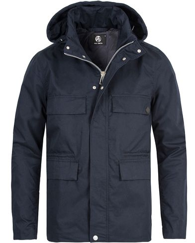 PS by Paul Smith Field Jacket Navy i gruppen Kläder / Jackor / Tunna jackor hos Care of Carl (13028611r)