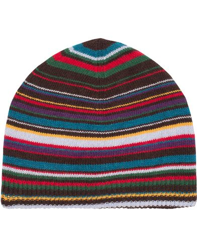 Paul Smith Knitted Beanie Hat Multi  i gruppen Assesoarer / Luer hos Care of Carl (13031210)