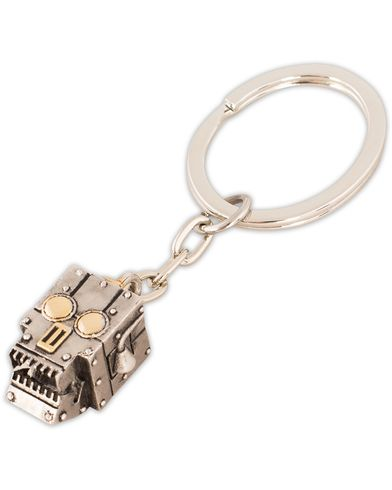 Paul Smith Robot Head Keyring Silver  i gruppen Accessoarer / Livsstil / Nyckelringar hos Care of Carl (13032210)