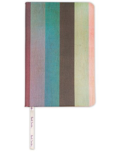 Paul Smith Big Striped Pocket Notebook Multi  i gruppen Accessoarer hos Care of Carl (13033710)