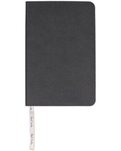 Paul Smith Plain Pocket Notebook Black  i gruppen Accessoarer / Pennor & anteckningsböcker hos Care of Carl (13033810)