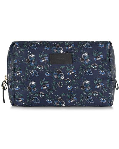 Paul Smith Nylon Washbag Flower Blue  i gruppen Accessoarer / Väskor / Necessärer hos Care of Carl (13034310)