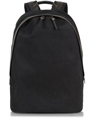 Paul Smith Canvas Backpack Blackish/Navy  i gruppen Väskor / Ryggsäckar hos Care of Carl (13034510)