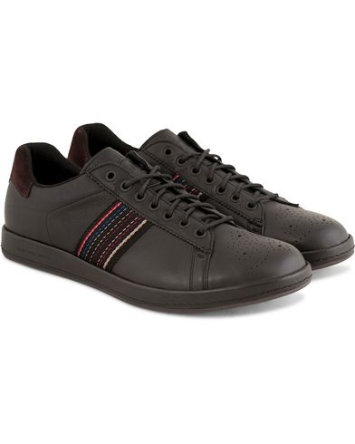 PS by Paul Smith Rabbit Sneaker Black Calf i gruppen Skor / Sneakers / Låga sneakers hos Care of Carl (13036511r)