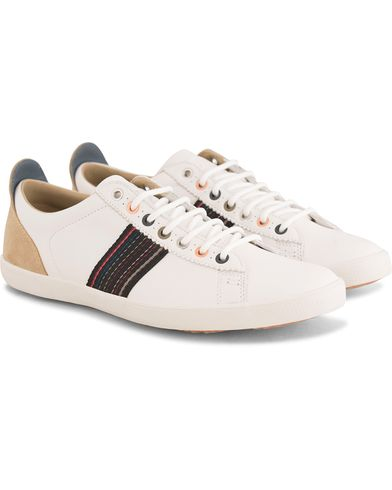 PS by Paul Smith Osmo Sneaker White Calf i gruppen Skor / Sneakers / Låga sneakers hos Care of Carl (13036711r)