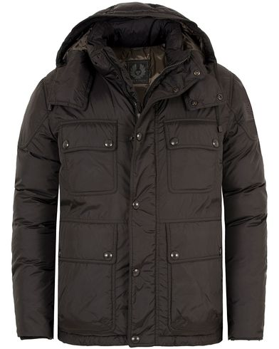 Belstaff Trialmaster Down Nylon Jacket Black i gruppen Kläder / Jackor / Vadderade jackor hos Care of Carl (13038011r)