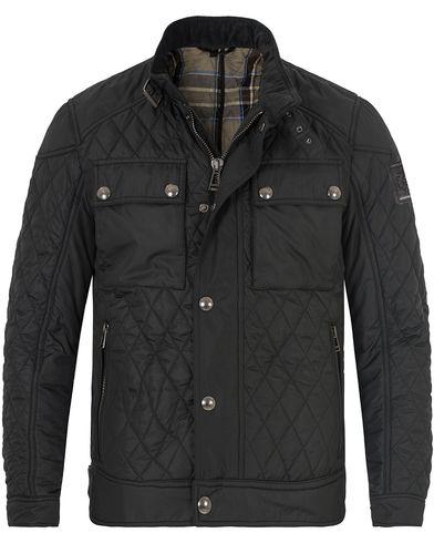Belstaff Racemaster Quilt Jacket Black i gruppen Jackor / Quiltade jackor hos Care of Carl (13038511r)