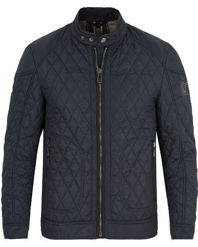 Belstaff New Bramley Quilt Jacket Navy i gruppen Klær / Jakker / Quiltede jakker hos Care of Carl (13038711r)