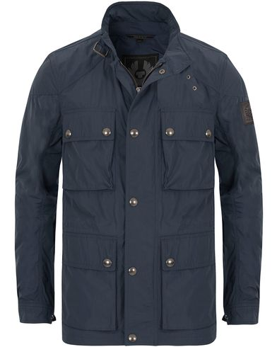 Belstaff Trialmaster Jacket Navy/Blue i gruppen Jakker / Tynne jakker hos Care of Carl (13038911r)