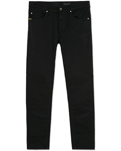 Tiger of Sweden Jeans Pistolero Dark End Black i gruppen Jeans / Avsmalnende jeans hos Care of Carl (13040211r)