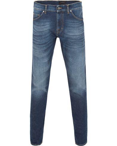 Tiger of Sweden Jeans Evolve Impulse Mid Blue i gruppen Jeans / Avsmalnande jeans hos Care of Carl (13041011r)
