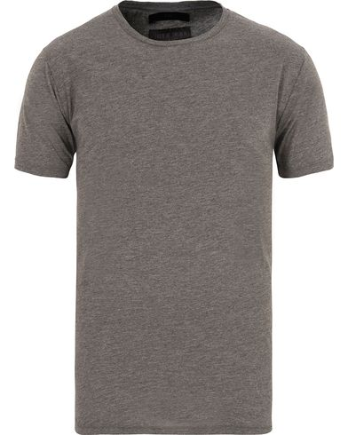 Tiger of Sweden Jeans Corey Solid Tee Grey Melange i gruppen Klær / T-Shirts / Kortermede t-shirts hos Care of Carl (13042711r)