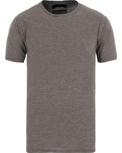 Tiger of Sweden Jeans Corey Solid Tee Grey Melange i gruppen T-Shirts / Kort�rmad T-shirt hos Care of Carl (13042711r)