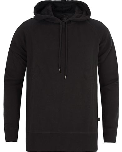 Tiger of Sweden Jeans Mac Hoodie Black i gruppen Kläder / Tröjor / Huvtröjor hos Care of Carl (13043911r)
