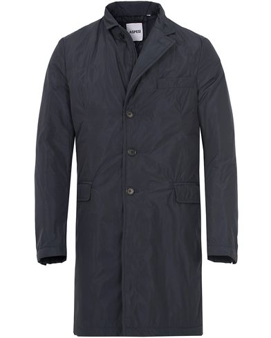 Aspesi Gene Coat Dark Navy i gruppen Jakker / Vinterjakker hos Care of Carl (13047111r)