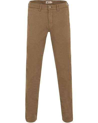 NN07 Marco 1200 Stretch Chinos Stone Brown i gruppen Kläder / Byxor / Chinos hos Care of Carl (13050011r)