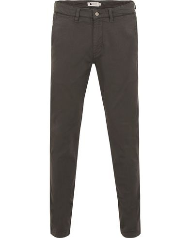 NN07 Marco 1200 Stretch Chinos Antracite i gruppen Bukser / Chinos hos Care of Carl (13050811r)