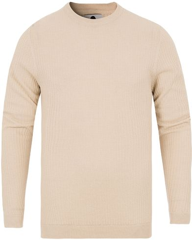NN07 Lars 6204 Waffle Sweater Kit i gruppen Tr�jor / Stickade Tr�jor hos Care of Carl (13051511r)
