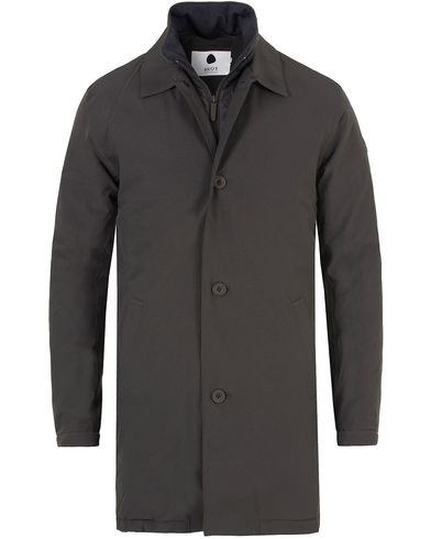 NN07 Blake Jacket Dark Grey i gruppen Jakker / Vatterte jakker hos Care of Carl (13052511r)