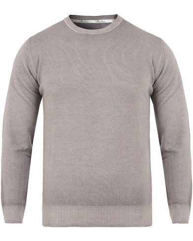 Stenstr�ms Shadow Dyed Crew Neck Pullover Beige/Grey i gruppen Tr�jor / Pullover / Pullover Rundhals hos Care of Carl (13057611r)