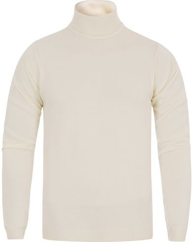Stenstr�ms Roll Neck Pullover Off White i gruppen Gensere / Pologensere hos Care of Carl (13057811r)