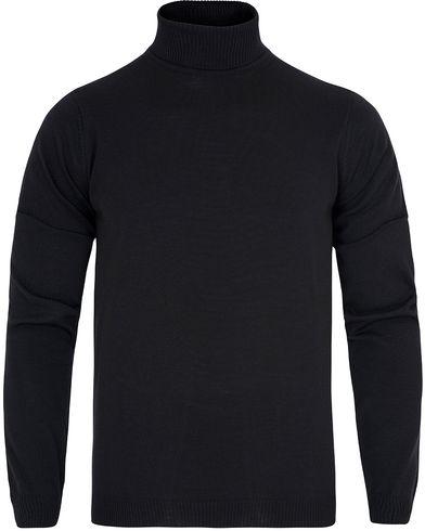 Stenströms Roll Neck Pullover Black i gruppen Design A / Gensere / Pologensere hos Care of Carl (13058111r)
