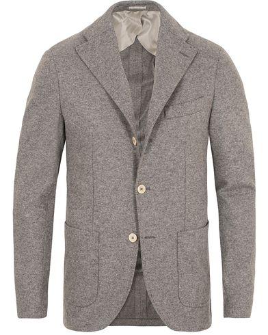 Stenströms Wool Blazer Grey i gruppen Klær / Dressjakker / Enkeltspente dressjakker hos Care of Carl (13058811r)