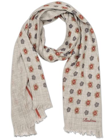 Stenströms Doublefaced Wool Scarf Grey  i gruppen Assesoarer / Scarves hos Care of Carl (13059410)