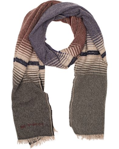 Etro Wool Scarf Multi Color  i gruppen Assesoarer / Skjerf hos Care of Carl (13070710)