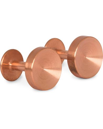 Alice Made This Alexander Cufflinks Copper  i gruppen Accessoarer / Manschettknappar hos Care of Carl (13076010)