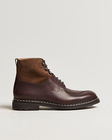 Heschung Ginkgo Boot Moro Brown Calf/Brown i gruppen Sko hos Care of Carl (13085011r)