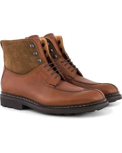 Heschung Ginkgo Boot Cognac Calf/Brown i gruppen Sko hos Care of Carl (13085211r)