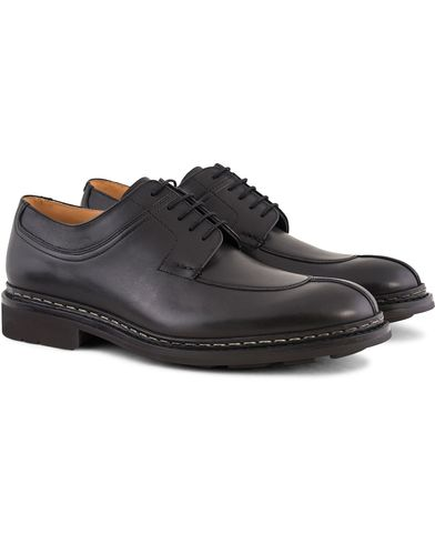 Heschung Catalpa Split Toe Derby Black Calf i gruppen Skor / Derbys hos Care of Carl (13085411r)